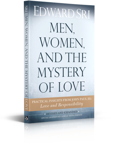 Men, Women and the Mystery of Love - Dr Edward Sri - Lighthouse Catholic Media (Paperback)