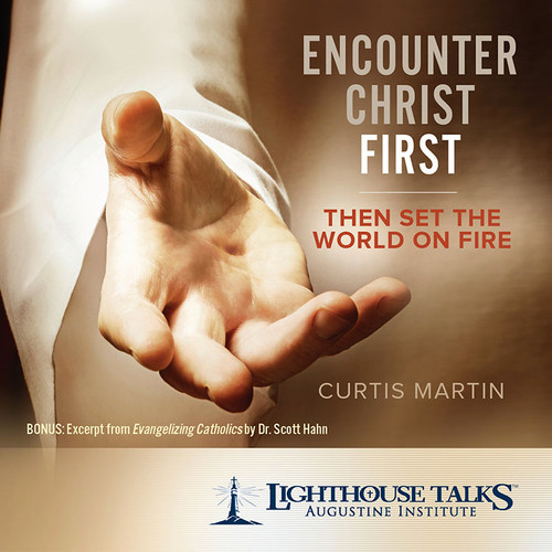 Curtis Martin, founder of FOCUS and world renowned authority on evangelization, shares how a personal encounter with Jesus is the key to following him with fidelity, gratitude, and joy. With humor and relatable examples, he also shows how experiencing Christ before evangelizing others is the biblical model witnessed to by the Apostles, and one that is certain to bear fruit in the life of any believer.