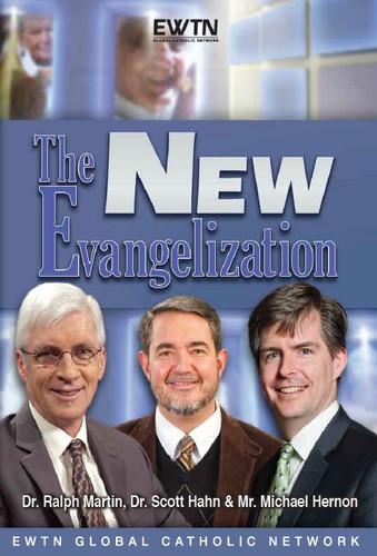 The New Evangelization - Dr Scott Hahn, Dr Ralph Martin, Michael Hernon - EWTN (4 DVD SET)