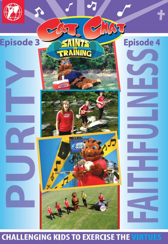 Cat.Chat - Season 2 - Saints in Training - Episodes 3 & 4 (DVD)