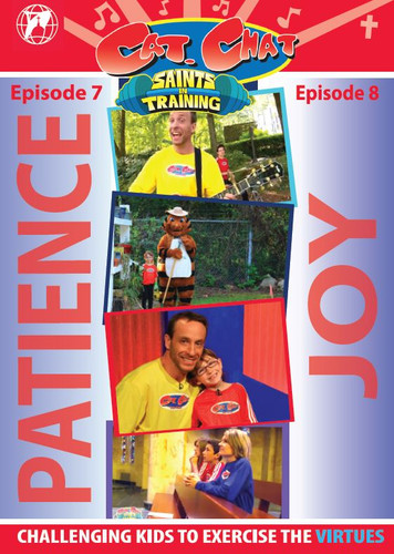 Cat.Chat - Season 2 - Saints in Training - Episodes 7 & 8 (DVD)