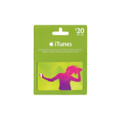 Apple iTunes Card AU $20 Gift Card Australia AU for Apps Games Music Movies Etc