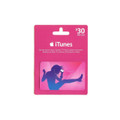 Apple iTunes Card AU $30 Gift Card Australia AU for Apps Games Music Movies Etc