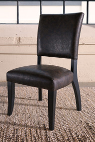 Sommerford Brown Dining Upholstered Side Chair