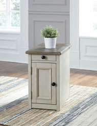 Bolanburg Two-tone Chair Side End Table
