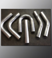 "Mandrel Bend - 2.50"" OD Tube .065 wall - Multi Pack Aluminized"