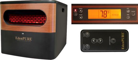 Edenpure Parts Edenpure Gen 2 A5095 Heater Parts Pure