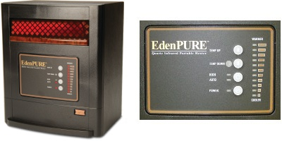 EdenPURE Personal Heater