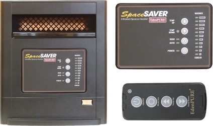 EdenPURE Space Saver Heater