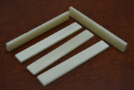 Electric Guitar Buffalo Bone Saddle Blank 75 x 10 x 3mm