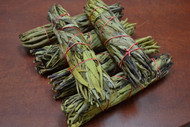 California Yerba Santa Sage Smudge Bundle 8-9""