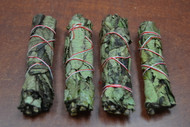 "Yerba Santa Sage Smudge Bundle 4"""