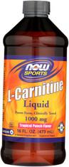 L-Carnitine Liquid Tropical Punch 1000 mg - 16 oz.