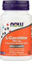 L-Carnitine 500 mg - 30 Vcaps®