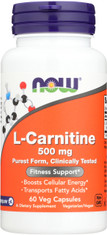 L-Carnitine 500 mg - 60 VCaps®