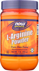 L-Arginine Powder - 1 lb.