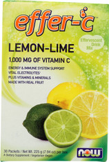 Effer-C™ Lemon Lime Packets 30/Box