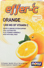Effer-C™ Orange Packets 30/Box
