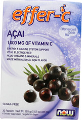 Effer-C™ Acai Berry Sticks - 30/Box