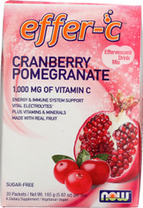 Effer-C™ Cranberry Pomegranate Packets 30/Box