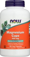Magnesium 400 mg - 180 Capsules