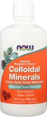 Colloidal Minerals Raspberry - 32 oz.