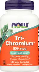 Tri-Chromium™ 500 mcg with Cinnamon - 180 Vcaps®