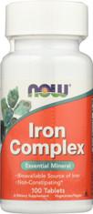 Iron Complex Vegetarian - 100 Tablets
