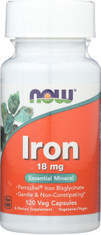 Iron 18 mg - 120 Vcaps®