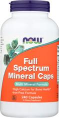 Full Spectrum Mineral Caps - 240 Capsules