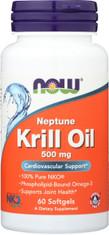 Neptune Krill Oil - 60 Softgels