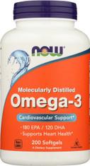 Omega-3 - 200 Softgels