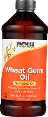 Wheat Germ Oil - 16 fl. oz.