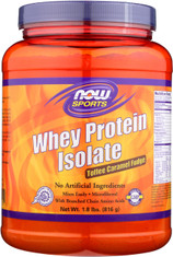 Whey Protein Isolate - Toffee Caramel Fudge - 1.8 lbs.