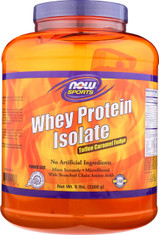 Whey Protein Isolate - Toffee Caramel Fudge - 5 lbs.