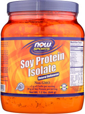 Soy Protein Isolate - 1.2 lbs. - Non-GE