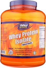 Whey Protein Isolate Natural Vanilla - 5 lb.