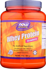 Whey Protein Strawberry - 2 lb