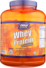 Whey Protein Dutch Chocolate - 6 lbs.