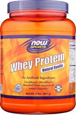 Whey Protein Natural Vanilla - 2 lbs.