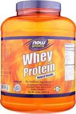Whey Protein Natural Vanilla - 6 lbs.