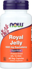 Royal Jelly - 60 Capsules