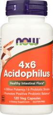 Acidophilus 4X6 - 120 Capsules
