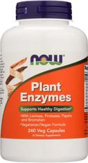 Plant Enzymes - 240 Veg Capsules