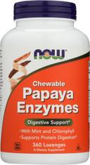 Papaya Enzyme - 360 Lozenges