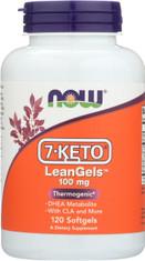 7-KETO® LeanGels™ 100 mg - 120 Softgels