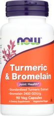 Turmeric & Bromelain - 90 Vcaps®