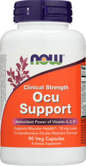 Ocu Support Clinical Strength - 90 Capsules