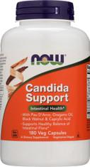 Candida Support - 180 Veg Capsules