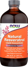 Natural Resveratrol - 16 fl. oz.